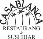 Restaurang Casablanca logo