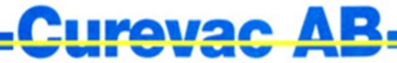 Curevac, AB logo