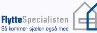 Flyttespecialisten Syd A/S logo