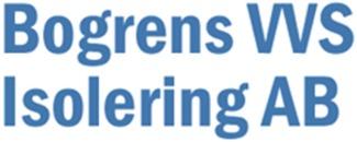 Bogrens VVS-Isolering AB logo