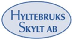 Hyltebruks Skylt AB logo