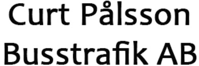 Curt Pålsson Busstrafik AB logo