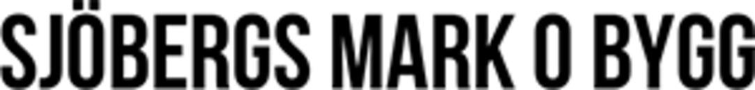 Sjöberg´s Mark & Bygg logo