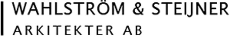Wahlström & Steijner Arkitekter AB logo