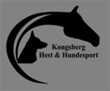 Kongsberg Hest og Hundesport AS logo