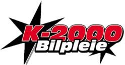 K-2000 Bilpleie AS logo