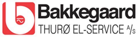 Bakkegaard Thurø El-Service A/S logo