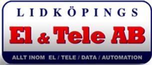 Lidköpings El O Tele AB logo