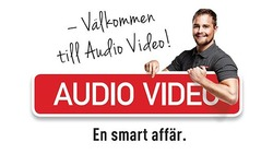Audio Video Fotohuset i Eslöv AB