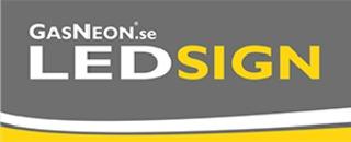 GasNeon LED Sign logo