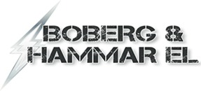 Boberg & Hammar El AB logo
