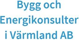 Bygg och Energikonsulter I Värmland AB logo