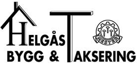 Helgås Bygg & Taksering logo