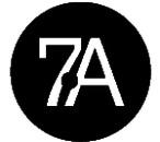 Kontoret 7A CENTRALEN logo