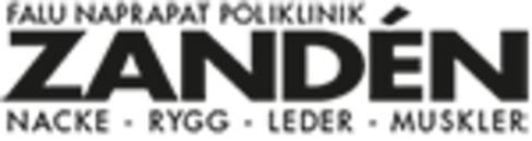 Falu Naprapat Poliklinik Leg. Naprapat Pär Zandén logo