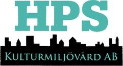 HPS Kulturmiljövård AB logo