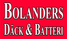Bolanders Däck & Batteri logo