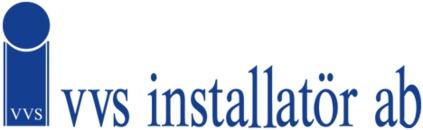 VVS Installatör AB logo