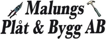 Malungs Plåt & Bygg AB logo