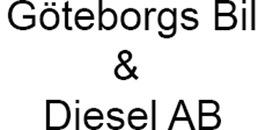 Göteborgs Bil & Diesel AB logo