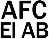 AFC El AB logo