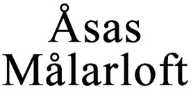 Åsas Målarloft logo