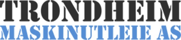 Trondheim Maskinutleie AS logo