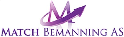 Match Bemanning AS logo