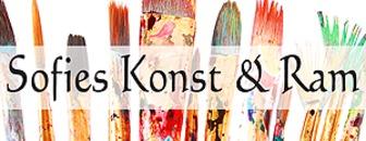 Sofies Konst & Ram logo