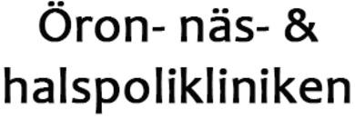 Öron- näs- & halspolikliniken logo