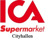 ICA Supermarket Cityhallen logo