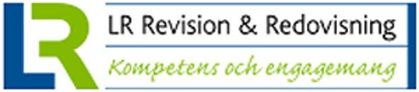 LR Redovisning Revision Mora AB logo
