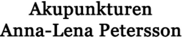 Akupunkturen Petersson Anna-Lena logo