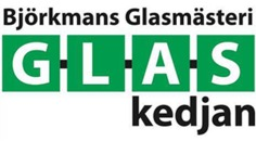Björkmans Glasmästeri AB / Glaskedjan logo