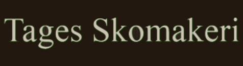 Tages Skomakeri logo