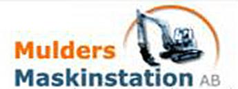 Mulders Maskinstation AB logo