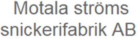 Motala Ströms Snickerifabrik AB logo