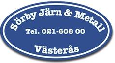 Sörby Järn & Metall AB logo