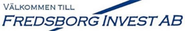 Fredsborg Invest AB logo
