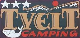 Tveit Camping logo