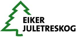 Eiker Juletreskog Karl Henrik Hals logo