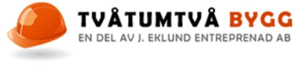 Två Tum Två Bygg logo
