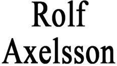 Axelsson, Rolf logo