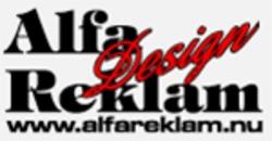 Alfa Reklam logo