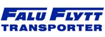 Falu Flytt Transporter logo