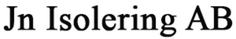 Jn Isolering AB logo