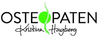 Osteopaten Kristina Hagberg logo