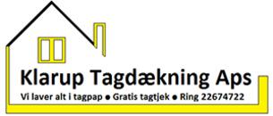 Klarup Tagdækning ApS logo