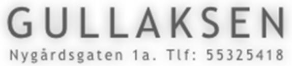 A Gullaksen AS logo
