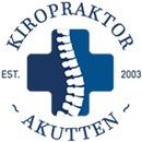 Kiropraktor Akutten logo